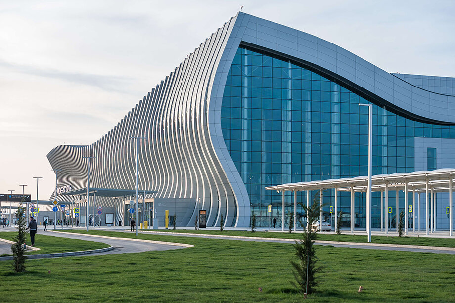 Фото: сайт международного аэропорта Симферополя