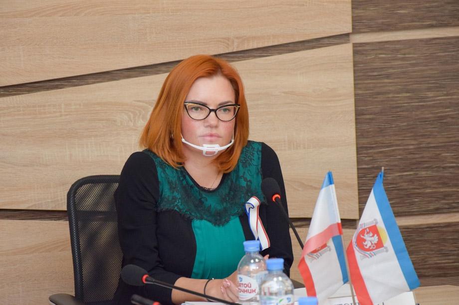 Харитоненко руководит горсоветом с 2014 года.