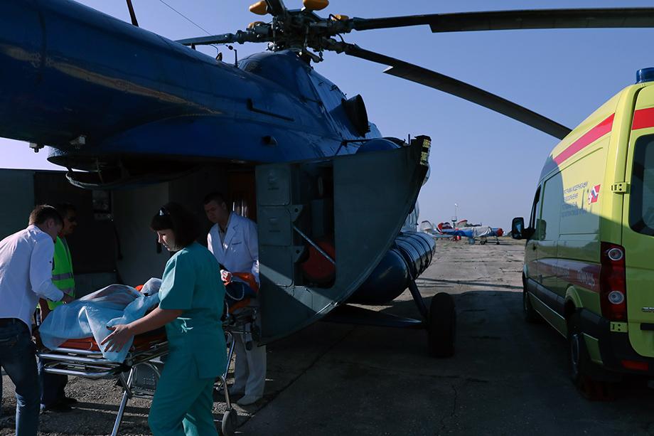 Санавиацию для транспортировки Дмитрия Зыкова в Областную клиническую больницу ждали девять часов.