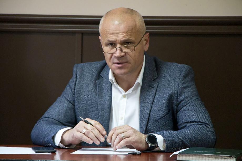 Игорь Степиков руководил городом с 2019 года.