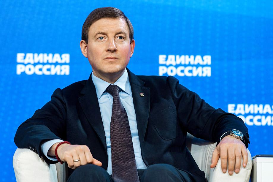 Конфликт Андрея Турчака и Владимира Уйбы произошёл во время селекторного совещания.