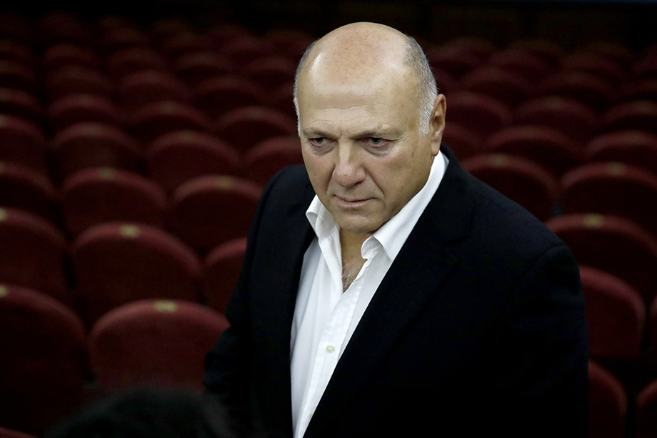 На официальном сайте мэра Москвы появилось сообщение о назначении Сергея Газарова художественным руководителем Театра сатиры.