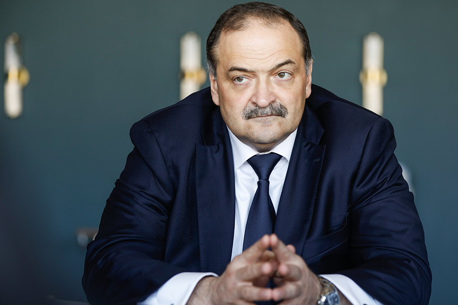 За Сергея Меликова проголосовали 82 из 90 депутатов.