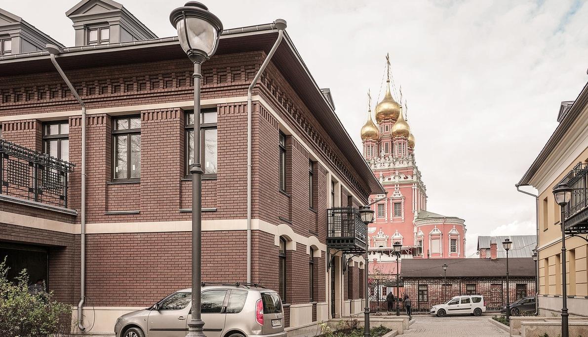 ЖК «Меценат», архитектурная мастерская «Студия Уткина».