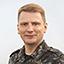 Юрий Куликов   руководитель общественной организации «Добровольцы Купчино»