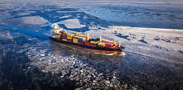 Северная столица ждёт Северный морской путь