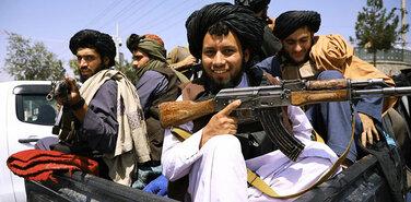Талибы* покорили Панджшер