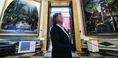 Дочь Кудрина получает процент с цифровых продаж картин Эрмитажа